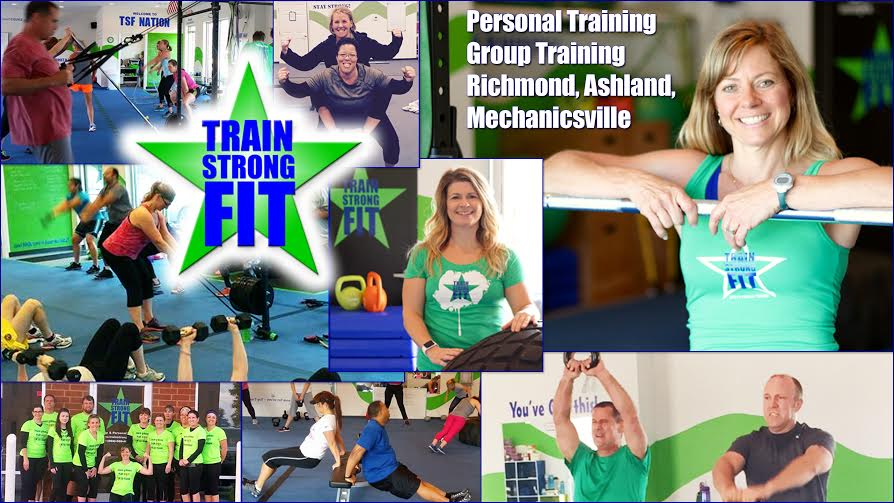 Train Strong Fit Newsletter